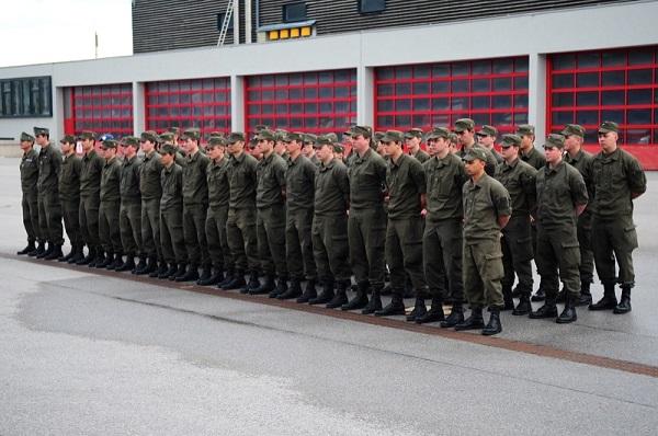 49 Rekruten der ABC-Abwehrkompanie haben eine fundierte Ausbildung genossen.