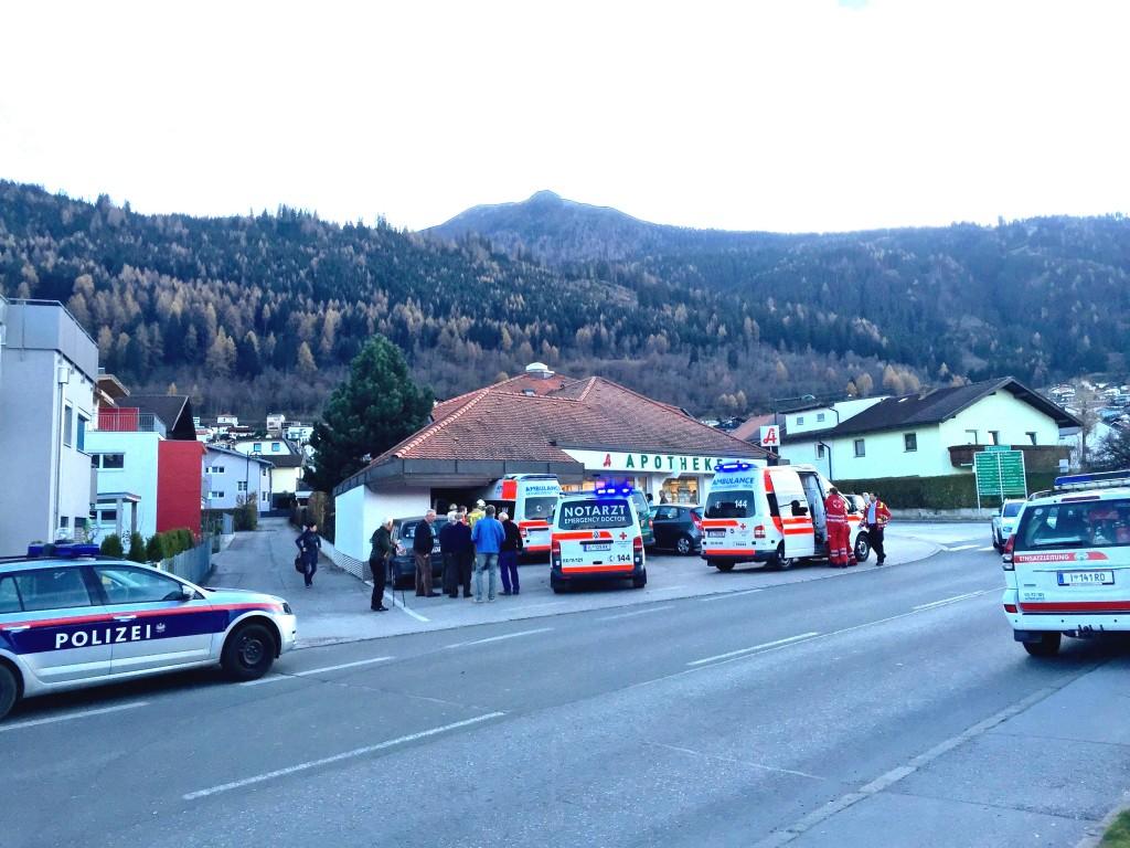 Der schwere Verkehrsunfall forderte insgesamt fünf Verletzte!