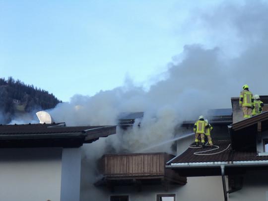Saunabrand Zellerhof