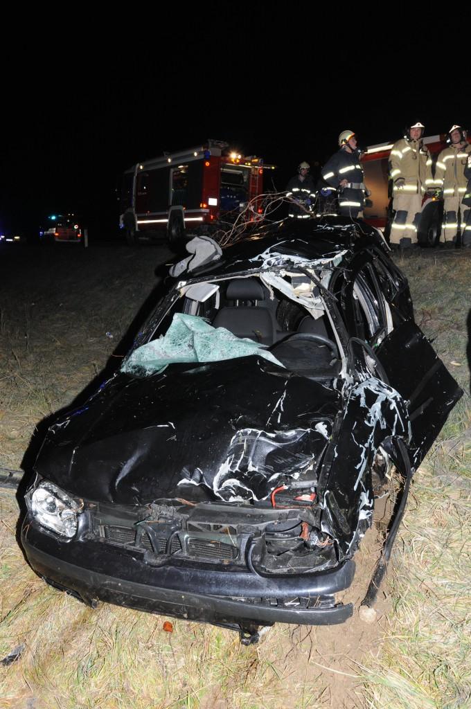 Verkehrsunfall in Oberndorf