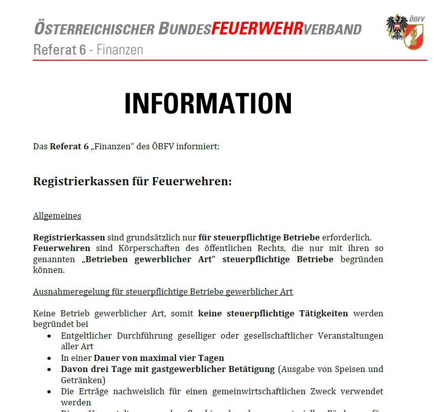 OEBFV_Registrierkassenpflicht