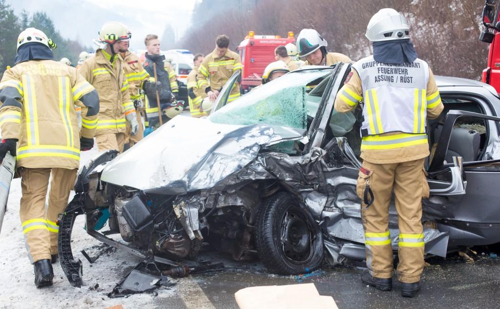 Verkehrsunfall Osttirol