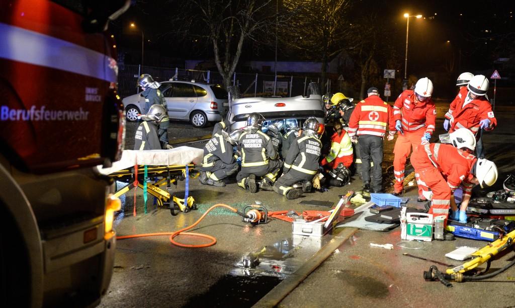 Verkehrsunfall Innsbruck