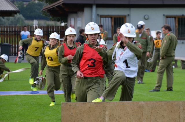 Intensive Vorbereitung unserer Feuerwehrjugend für den Bundesbewerb!