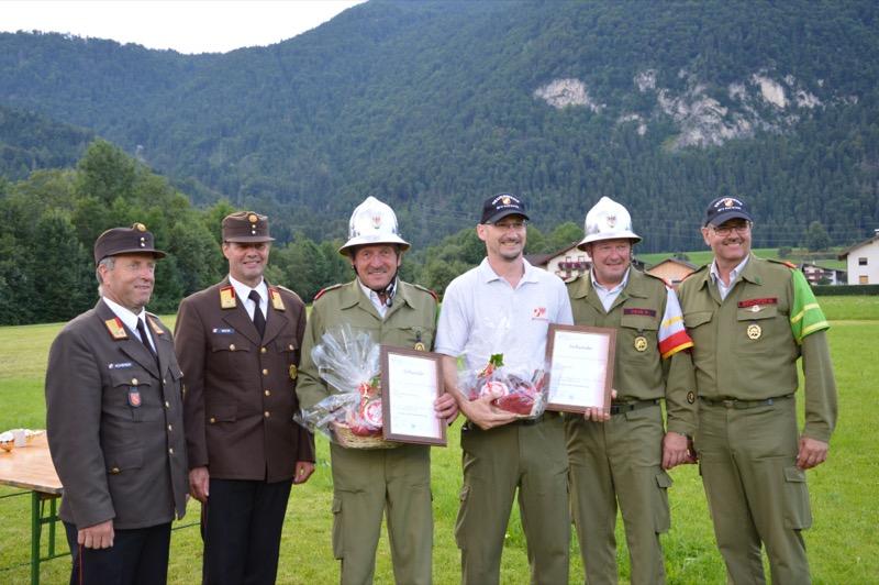 78 Bewerbsgruppen waren beim Bezirksbewerb in Breitenbach mit dabei!