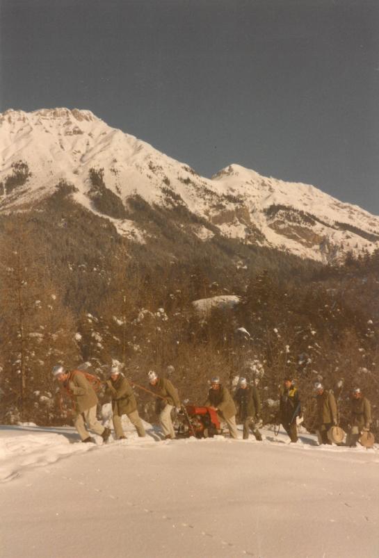 Maschinistenlehrgang Jänner 1980