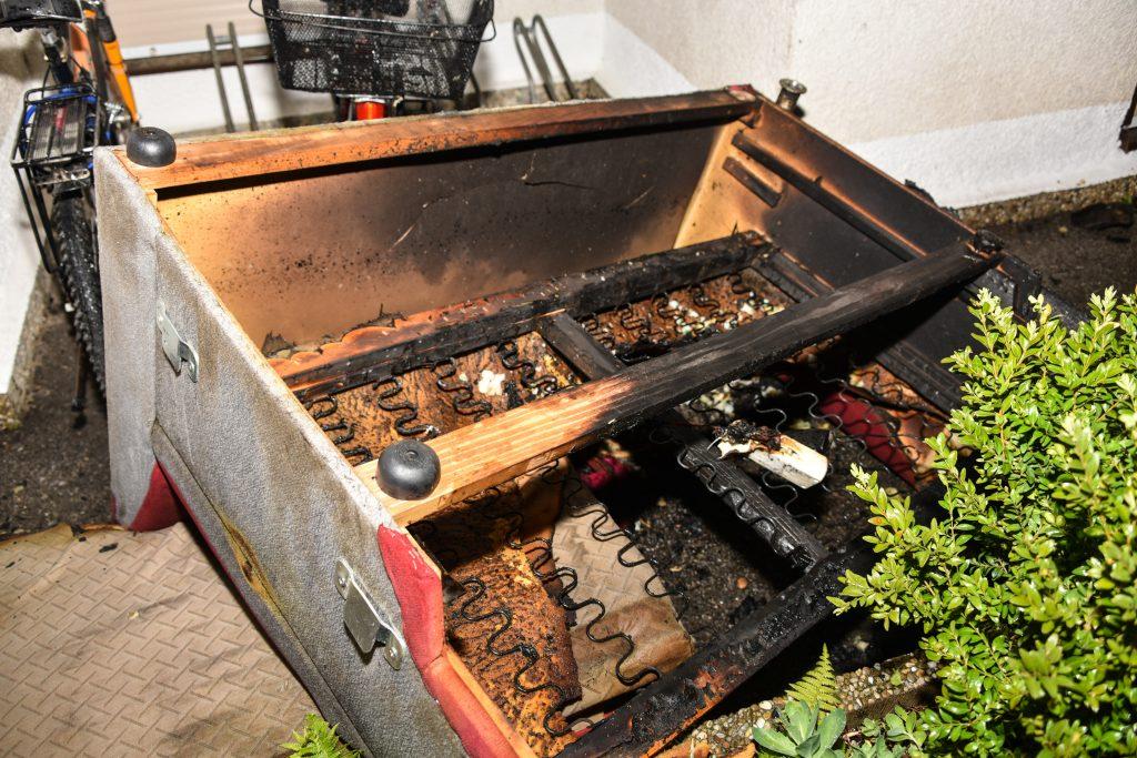 Wohnungsbrand in Telfs