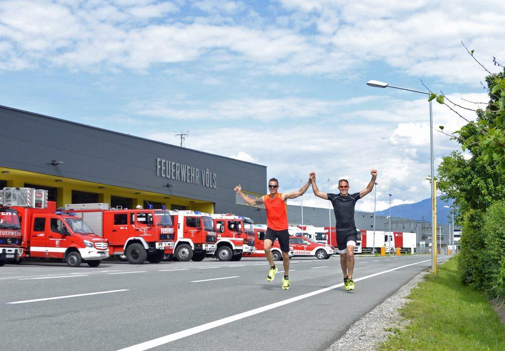 Pflichttermin für alle Feuerwehr- und Lauffans: 1. Tiroler Feuerwehrlauf in Völs – und alle können mitmachen!